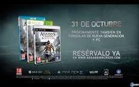 Primer tr�iler de Assassin's Creed IV: Black Flag