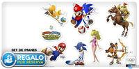GAME book detailing incentives for Mario & Sonic at the Olympic Games 2016 in Rio 3DS