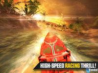 Launch Trailer Driver Speedboat Paradise