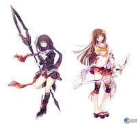 Presented the introduction of Valkyrie Drive: Bhikkhuni