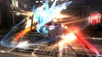 Lady shows her fighting skills in Devil May Cry 4: Special Edition
