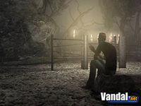 Pantalla Silent Hill 4: The Room