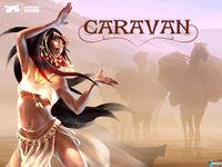 Caravan, a game in which you go over the trade routes of the East