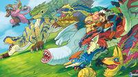 Capcom shows more creatures of Monster Hunter Stories