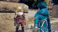 Pantalla Star Ocean: Integrity and Faithlessness