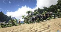 The ARK creators: Survival Evolved offer the kit to create mods