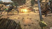 ARK : Survival Evolved receives today the expansion Scorched Earth