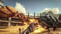 ARK: Survival Evolved today receives the expansion Scorched Earth