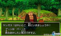 Square Enix explains why Dragon Quest VIII will not have 3D effect on Nintendo 3DS