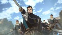 Narsus and show themselves Alfreed in Arslan: The Warriors of Legend