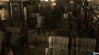 This is played with HD Remaster Resident Evil Zero