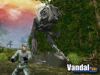 Pantalla Star Wars Battlefront