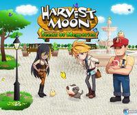 Imagen Harvest Moon: Seeds of Memories