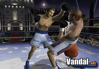 Pantalla EA Sports Fight Night 2004