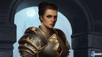 the Elder Scrolls: Legends shows the different races of Tamriel
