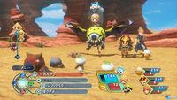 Pantalla World of Final Fantasy
