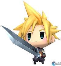 Novos detalhes do jogo de World of Final Fantasy