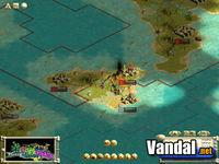 Pantalla Civilization 3: Conquests