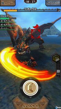 Capcom presents the main features of Monster Explore Hunter