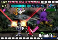 Pantalla Viewtiful Joe 2