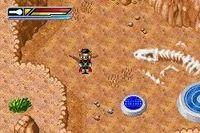 Pantalla Dragon Ball Z: Buu's Fury