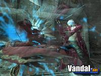 Pantalla Devil May Cry 3: Dante's Awakening