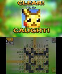 Pokémon Picross presents its launch trailer for Nintendo 3DS