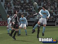 Pantalla Pro Evolution Soccer 4