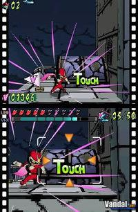 Pantalla Viewtiful Joe Double Trouble