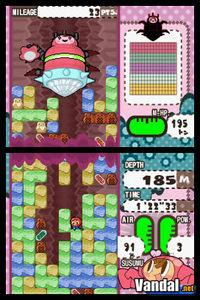 Pantalla Mr. Driller: Drill Spirits