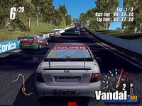 Pantalla Toca Race Driver 2: The Ultimate Racing Simulator