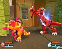 Pantalla Digimon Rumble Arena 2