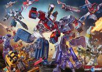 Imagen de Transformers: Earth Wars