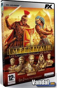 Imperivm 3: Las Grandes Batallas de Roma