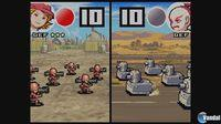 Pantalla Advance Wars: Dual Strike CV