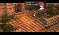 Pantalla The Legend of Heroes: Trails in the Sky the 3rd