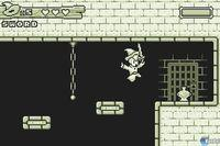 Moira, a game inspired by the game Boy aesthetics, looking financed Kickstarter