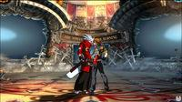 Pantalla BlazBlue Central Fiction