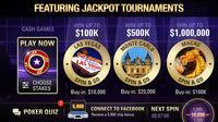 Pantalla Jackpot Poker by PokerStars