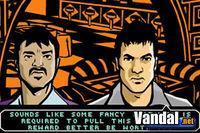 Pantalla Grand Theft Auto