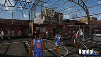 Pantalla NBA Street Showdown