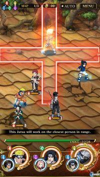 Naruto Shippuden: Ultimate Ninja gameplay Blazing shows in pictures