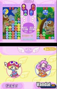Pantalla Puyo Pop Fever