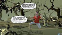 Imagen Kung-Fu for Kinect
