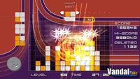 Pantalla Lumines