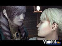 Pantalla Haunting Ground