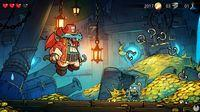 Pantalla Wonder Boy: The Dragon's Trap