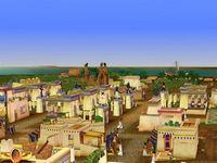 Pantalla Inmortal Cities: Los Ni�os del Nilo
