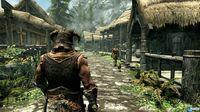 Pantalla The Elder Scrolls V: Skyrim: Special Edition