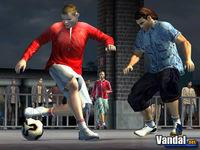 Pantalla FIFA Street